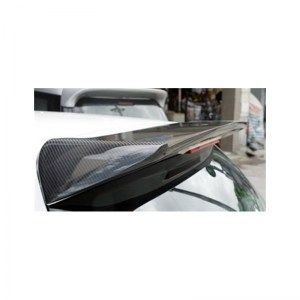 Aileron style carbone pour golf 6 style GTI