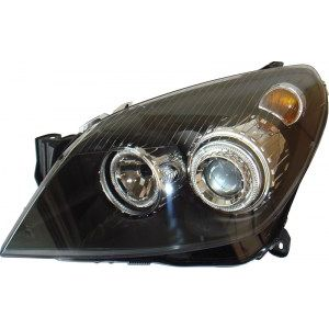 PHARES ANGEL EYES POUR OPEL ASTRA H