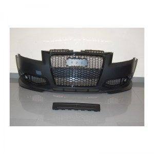 pare-choc-avant-audi-a3-05-08-look-rs3-black